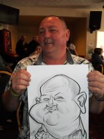 Middlewich Caricatures